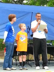 Charlotte Mayor Patrick Cannon declares it T1D Day